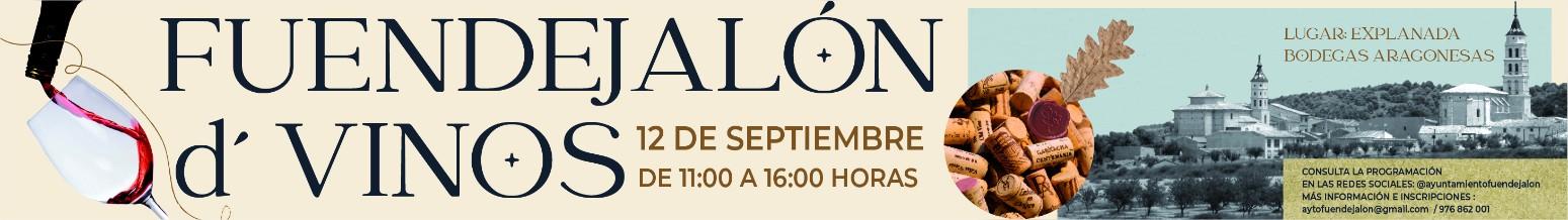 FuendeJalon d'Vinos 12-IX-2021