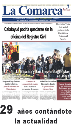 Periodico La Comarca